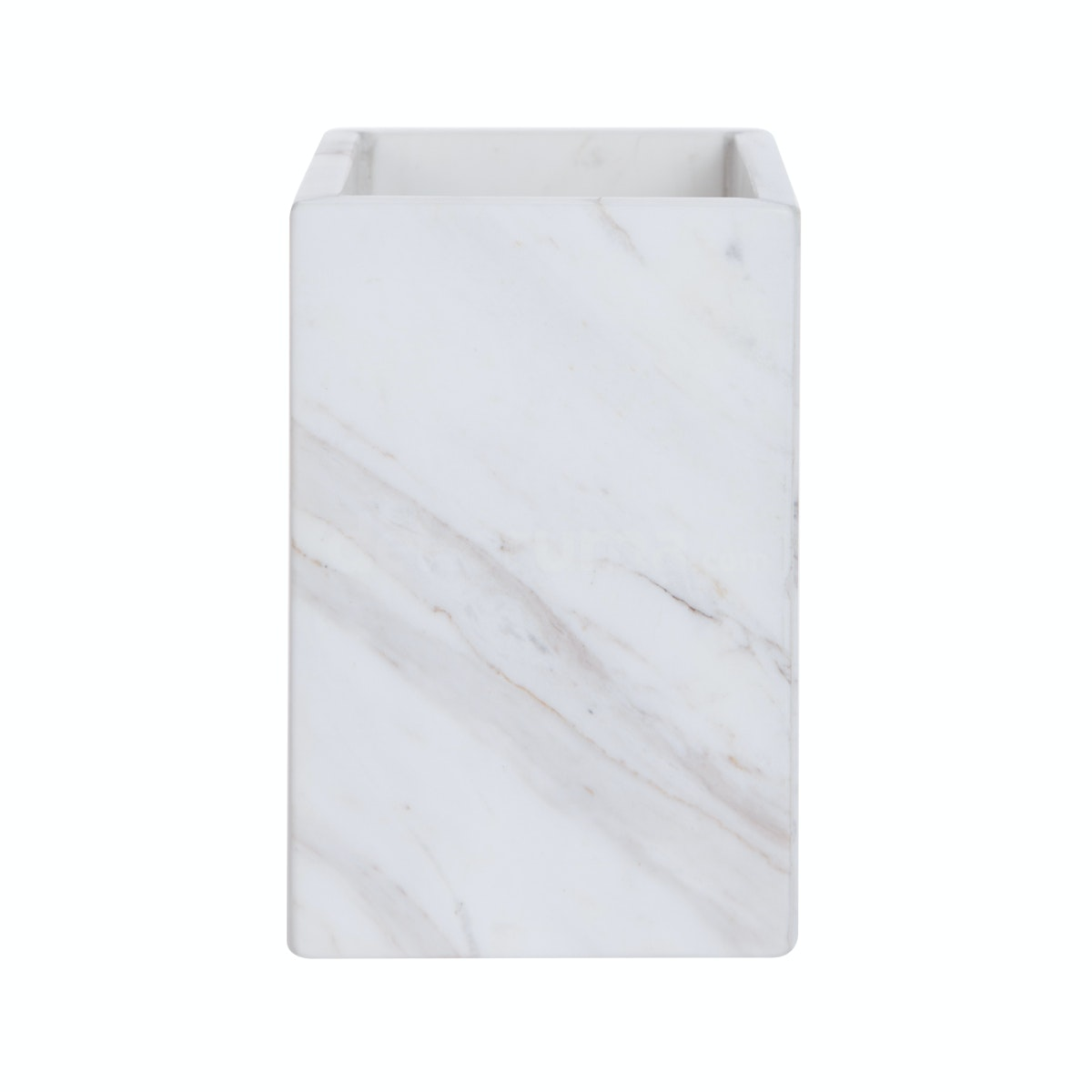 Marble & Co Aperto Marble Box (Reguler) Putih
