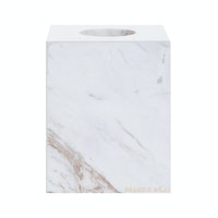 Marble & Co Velina Box Roll/Kotak Tissue Roll Putih