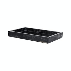 Marble & Co Bacinella Marble Medium/Tray/Baki Hitam