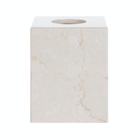 Marble & Co Velina Box Roll/Kotak Tissue Roll Krem