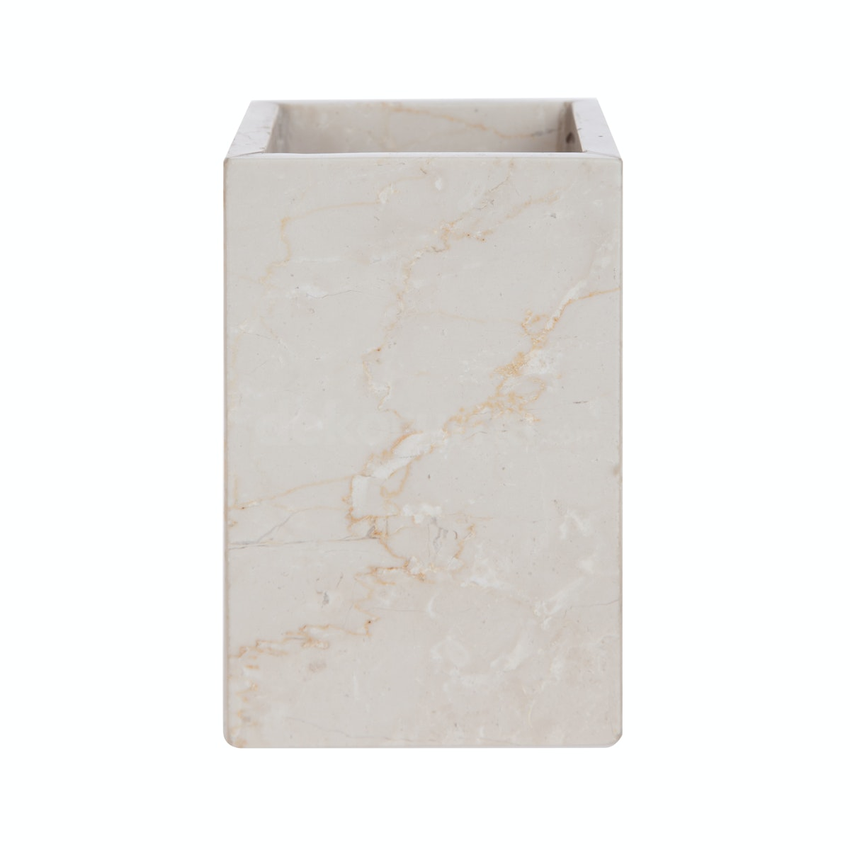Marble & Co Aperto Marble Box (Reguler) Krem