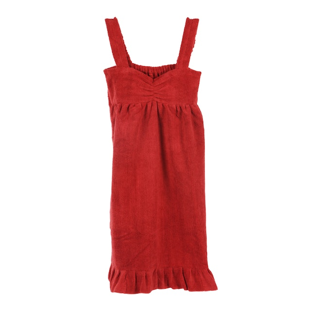 Mipacko Dress Rempel Merah