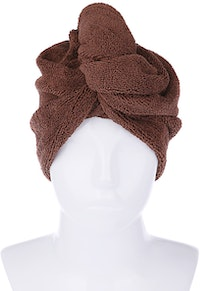 Mipacko Hair Turban Cokelat
