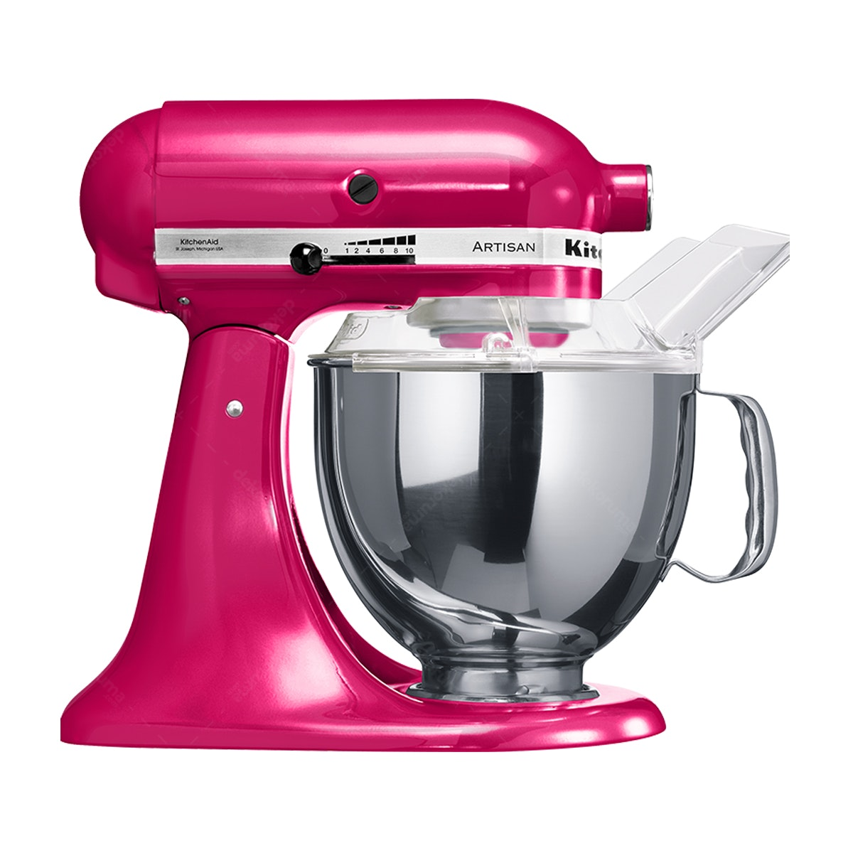 KitchenAid Artisan Series 4.8 L Stand Mixer (Raspberry Ice)