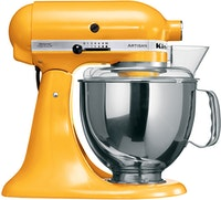 KitchenAid Artisan Series 4.8 L Stand Mixer (Yellow Papper)