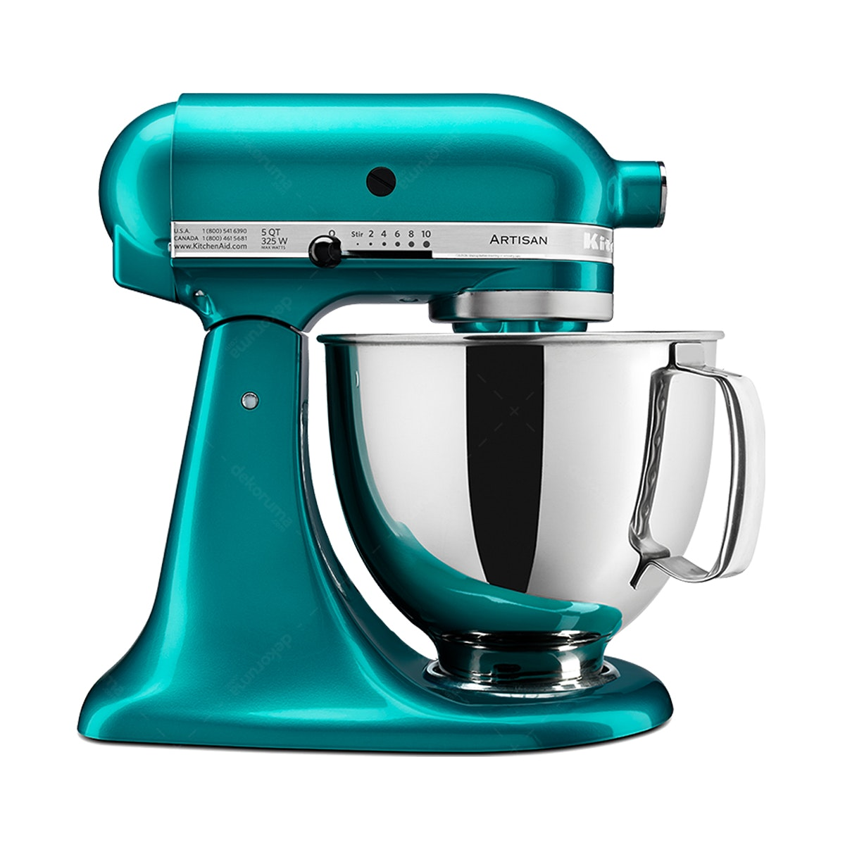 KitchenAid Artisan Series 4.8 L Stand Mixer (Series 5 Qt - Sea Glass)