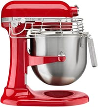 KitchenAid 8 Qt Professional Bowl - Lift Stand Mixer - Candy Apple