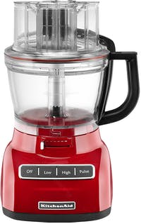 KitchenAid 3.1 L Food Processor (Empire Red)
