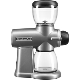 KitchenAid Burr Grinder - Medallion Silver