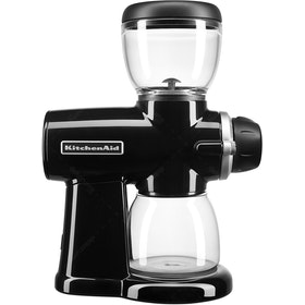 KitchenAid Burr Grinder - Onyx Black