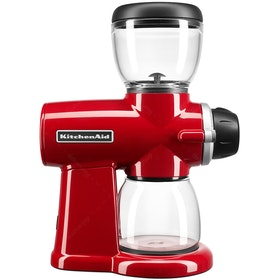 KitchenAid Burr Grinder - Empire Red