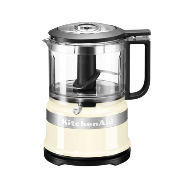 KitchenAid Mini Food Processor (Almond Cream)