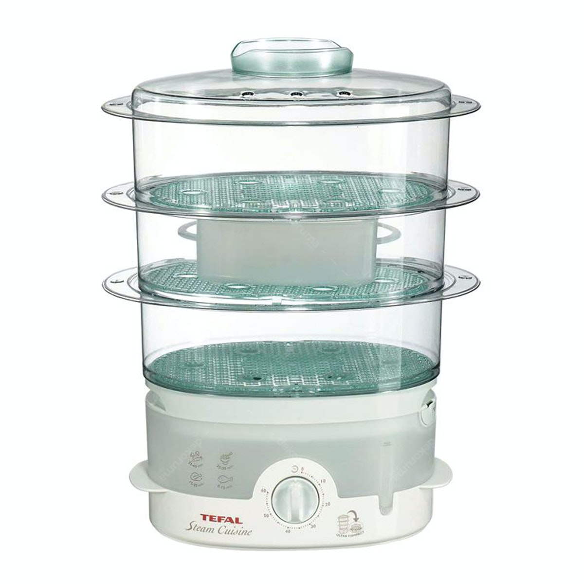 Tefal Steamer Ultra Compact VC1002
