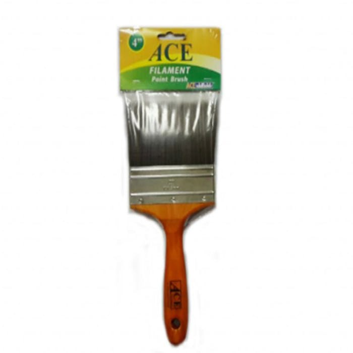 Ace Oldfields Kuas Cat Filament Brush 4 Inc