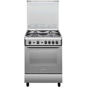 Ariston Kompor Gas Freestanding Cooker 60 cm 58 Liter A6GG1F(X)EX