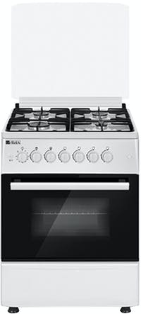 Delizia Free Standing Cooker 60 cm DFF64B5WH Siena