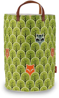 Myka_kids Woodland Animals Storage Bin