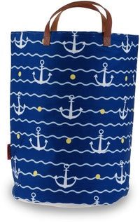 Myka_kids Navy Sailor Storage Bin