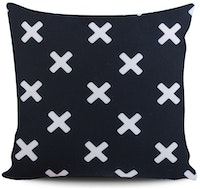 Myka_kids Black Jack Cushion 40x40