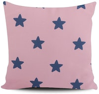 Myka_kids Stardust Pink Cushion Cover 40x40