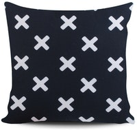 Myka_kids Black Jack Cushion Cover 40x40