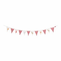 Myka_kids Bunting Flags - Circus