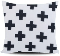 Myka_kids White Jill Cushion Cover 40x40