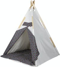 Myka_kids REG Size Teepee Natural Starry Night