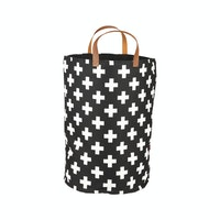 Myka_kids Black Jack Storage Bin