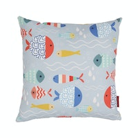 Myka_kids Cushion  Cover 40x40 - Colorful Fishes
