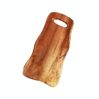Nanaunique Store Malaya Cutting Board Talenan Kayu Serving Board