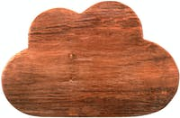 Nanaunique Store Cloudia Serving Board Talenan Kayu