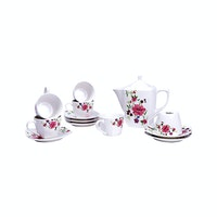 Nakami Tea Set 14 Pcs NA16168C