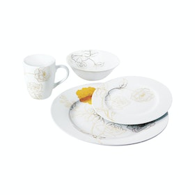 Nakami Dinner Set 16 Pcs 2218