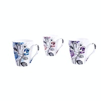 Nakami 3 Pcs New Bone Mug Set A057