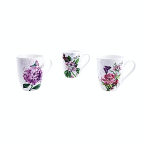 Nakami 3 Pcs New Bone Mug Set A16013