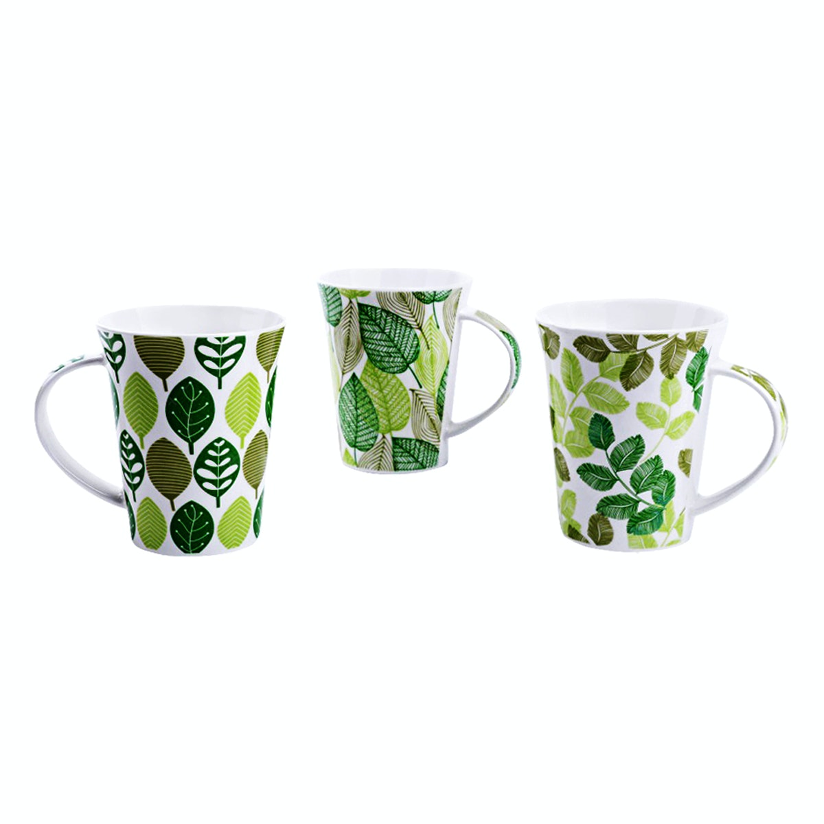 Nakami 3 Pcs New Bone Mug Set A054