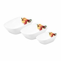 "Nakami 3 Pcs (7""/9""/11"") Set Of Oblong Tray"