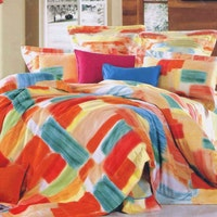Roemah Linen Bedcover Picasso 240x230cm