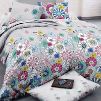 Kanaya Gigi Bed Sheet Set (Queen) 160x200x30cm