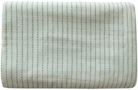 Nina MG Bath Towel Stripe White