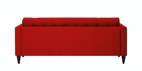 Murakami Joel Sofa 3 Dudukan Pure Red