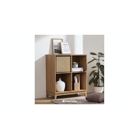 Nara Shelving Unit 2x2