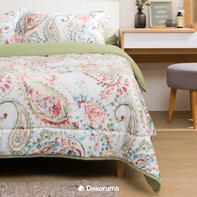 Linori Bed Cover Double Motif Kira 240x210cm