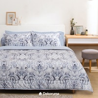 Linori Bed Cover Double Motif Dori 240x210cm