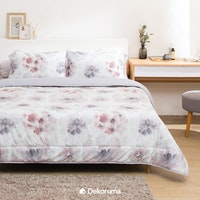 Linori Bed Cover Double Motif Suri 240x210cm