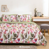 Linori Bed Cover Double Motif Mire 240x210cm
