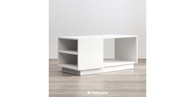 Heim Studio Moku Coffee Table Putih