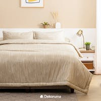 Linori Bed Cover Motif Yuna - Double 230x230cm