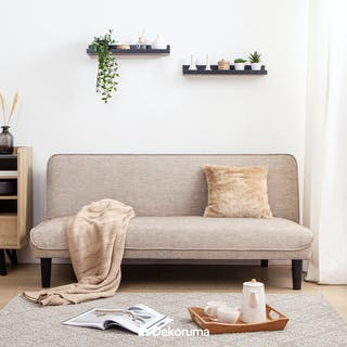 Heim Studio Nobu Sofa Bed Cream